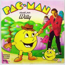 Pac-Man - Disque 45T - Générique de la série TV - AB Productions 1984