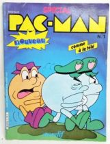 Pac-Man - Euredif (Softcover) - Special Pac-Man #1