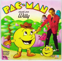 Pac-Man - Mini Record 45rpm - Original TV Series theme - AB Productions 1984