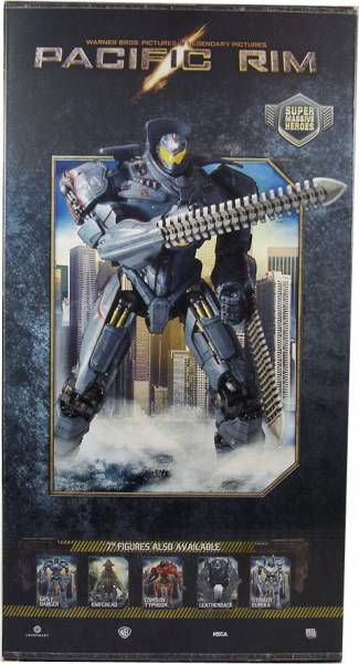 Pacific Rim - Jaeger Gipsy Danger 45cm - NECA