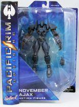 Pacific Rim Uprising - November Ajax - Diamon Select Action Figure