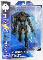 Pacific Rim Uprising - Obsidian Fury - Diamon Select Action Figure