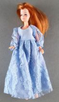 Palitoy Meccano - Pippa - Doll Red Hairs & Blue Dress