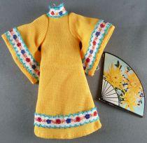 Palitoy Meccano - Pippa - Yellow Dress & Fan