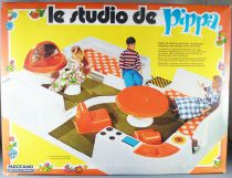 Palitoy Meccano ref.192001 - Pippa - Pippa\'s Studio Playset