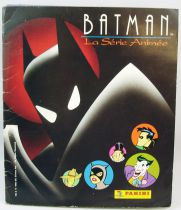 Panini - Batman The Animated Series - Stickers collector book 1993