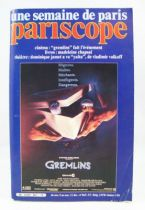 Pariscope n°863 (Dec.1984) - Gremlins 01