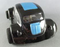 Parma réf U033 414A  - Vw Volkswagen Coccinelle Voiture Circuit Womp Womp Noir & Bleu 1/32 en Boite