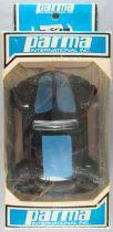 Parma réf U033 414A  - Vw Volkswagen Cox Womp Womp 1:32 Black & Blue Boxed