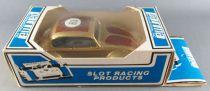 Parma réf U034 414A  - Vw Volkswagen Coccinelle Voiture Circuit Womp Womp Or & Bronze #38 1/32 en Boite