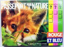 Passeport pour la nature - Jeu de Plateau Educatif - Fernand Nathan 1973