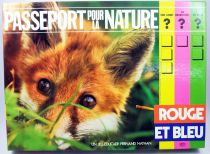 Passeport pour le nature - Educative Board Game - Fernand Nathan 1973