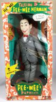 Pee-Wee\'s Playhouse - Figurine parlante 45cm Pee-Wee Herman - Matchbox