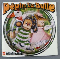 Pepin la Bulle - Set of 3 discs View Master 3-D