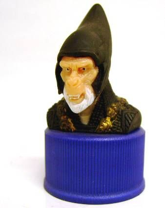 Pepsi Caps Planet of the apes (Tim Burton\'s movie) Thade (Head)
