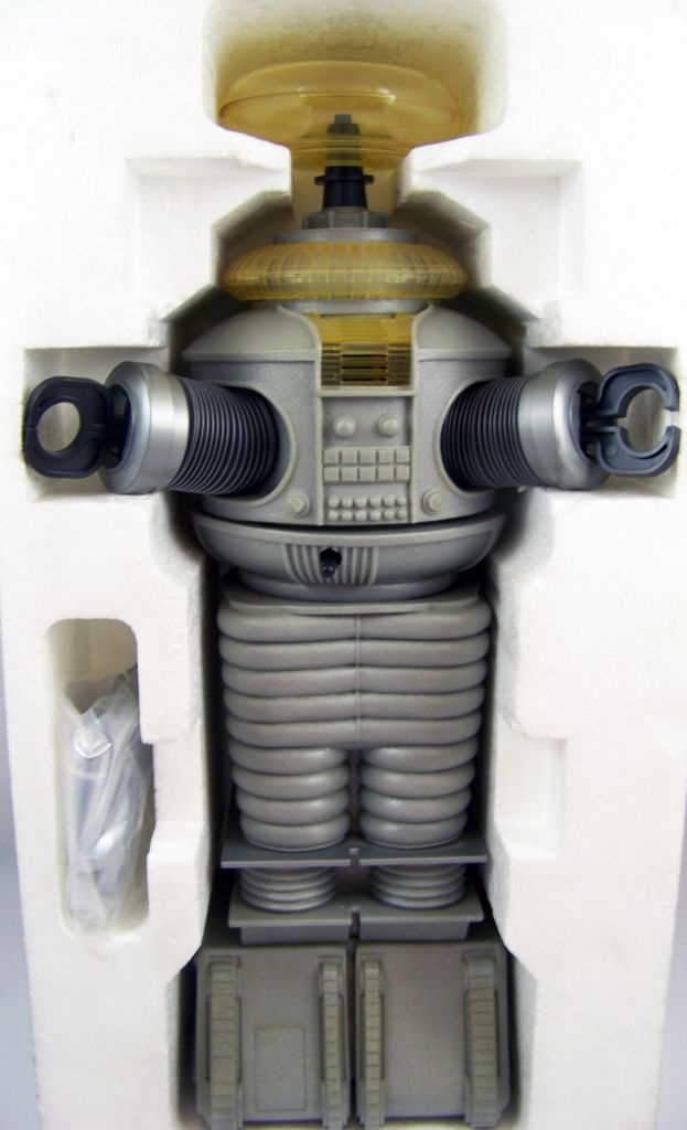 Perdus dans l\'Espace la série - Environment Control Robot YM-3 - Masudaya 1985 05