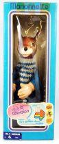 Père Lipopette et Sacripan - Marionnette à main Sacripan - Orli Jouet Antenne 2 1976