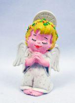 Père-Noël et ses amis - Figurine PVC Schleich - Ange de Noël