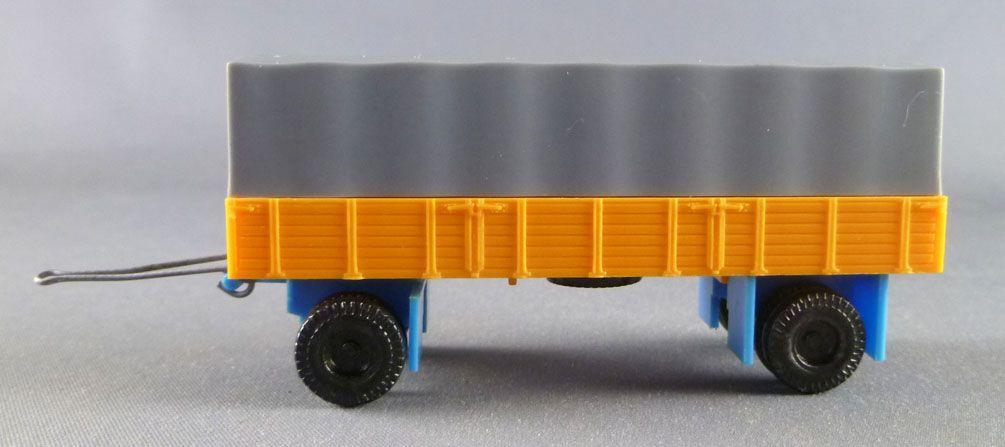 Permot Ho 1/87 Covered Trailer for Truck