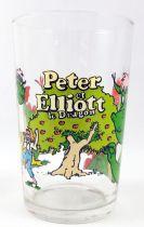 Peter et Elliott le Dragon - Verre à moutarde Amora 1977
