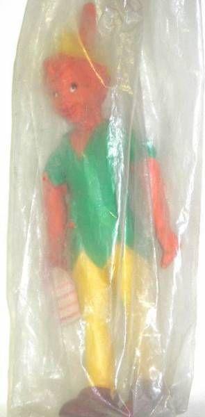 Peter Pan - Delacoste Mint in baggie squeeze toy