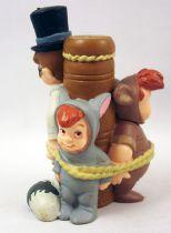 Peter Pan - Figurine pvc Disney Store - Les Enfants Perdus prisonniers