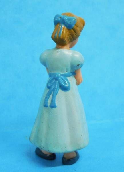 Peter Pan - Figurine pvc Disney Store - Wendy