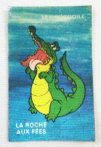 Peter Pan - Image animée (Visiomatic) - La Roche aux Fées Disney-Magic n° 04