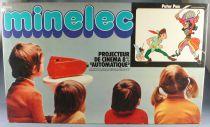 Peter Pan - Projecteur Minelec films 8mm - Miro-Meccano Réf 153105 (Film W. Disney Peter Pan & Capitaine Crochet))