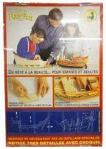 Peter Pan - Soclaine - Bateau du Capitaine Crochet (Maquette Bateau en Bois)