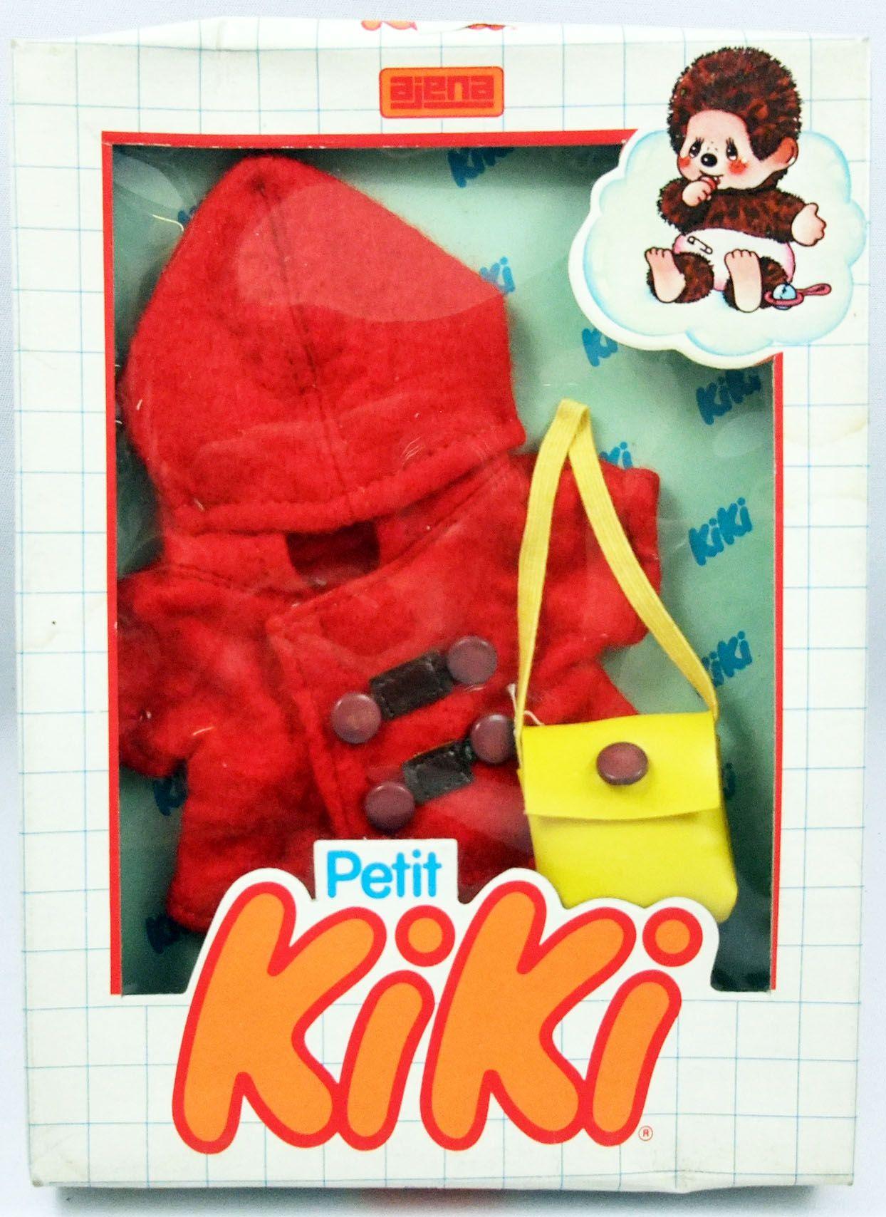 "Petit Kiki - Ajena - Panoplie \""duffle-coat\"""