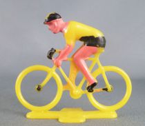 PGF Sa 60\'s -Cyclist (plastic) - Yellow Jersey