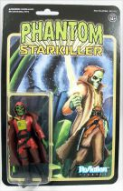 "Phantom Starkiller - Super7 ReAction Figure - Phantom Starkiller ""Horned King Maroon\"""