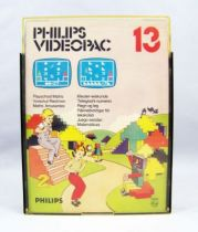 Philips Videopac - Cartouche n°13 Maths Amusantes