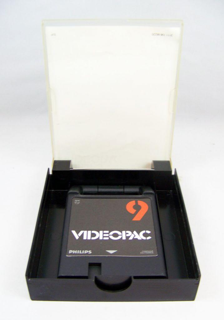 Philips Videopac - Cartridge n°9 Computer Programmer