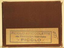 Picolo et Piccolette Starlux mint in box
