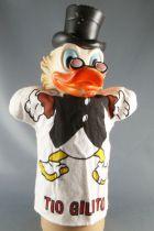 Picsou - Marionnette à Main Famosa - Picsou Tio Gilito