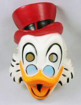Picsou - Masque de carnaval César - Oncle Picsou (chapeau rouge)