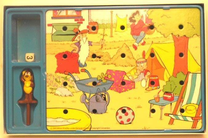 Pif Gadget - Board game MB Pif Mint in box