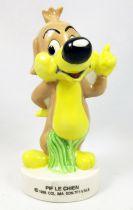 Pif Gadget - Ceramic figure Pif the Dog