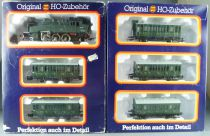 Piko 0723 0726 Ho Sncf Steam Loco 2-6-2 131T 32917 Etat + 5 Coach Mint in box