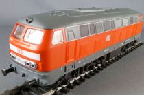 Piko 52500 Ho DB Diesel Locomotive 218 296 2 Red & Grey Livery with Light
