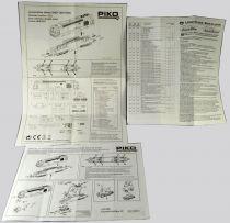 Piko Ho  3 Manuels Utilisation BB 67400 Sncf Loco Diesel Cc Digital Nem 652