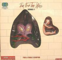 Pink Floyd The Wall : Pink &  Female Scorpion