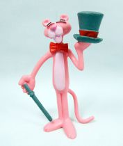 Pink Panther - M+B Maia & Borges - Top Hat & Cane Pink