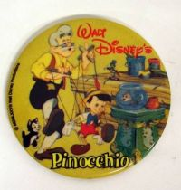 Pinocchio (Disney) - Badge Vintage 1978