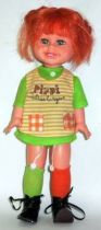 Pipi Langstrumpf , 12inches Doll , Pipi