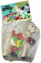 Pipi Langstrumpf , squeeze toy , Pipi & horse