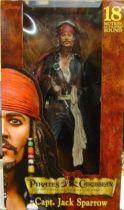Pirates of the Carribean - Capt. Jack Sparrow 18\\\'\\\' (serious) - Johnny Depp