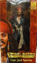 Pirates of the Carribean - Capt. Jack Sparrow 18\'\' (smiling) - Johnny Depp